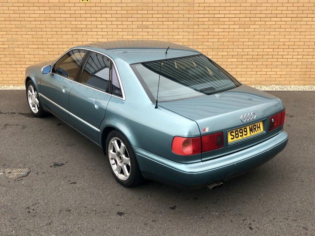 1998 AUDI S8 // 4.2L // QUATTRO // AUTO // 335 BHP // PX SWAP For Sale (picture 5 of 10)