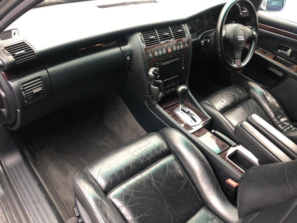 1998 AUDI S8 // 4.2L // QUATTRO // AUTO // 335 BHP // PX SWAP For Sale (picture 4 of 10)