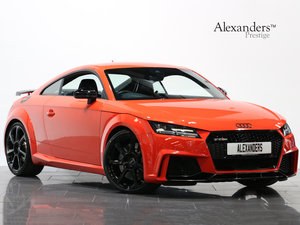 2016 16 66 AUDI TT RS 2.5 TFSI S-TRONIC AUTO For Sale