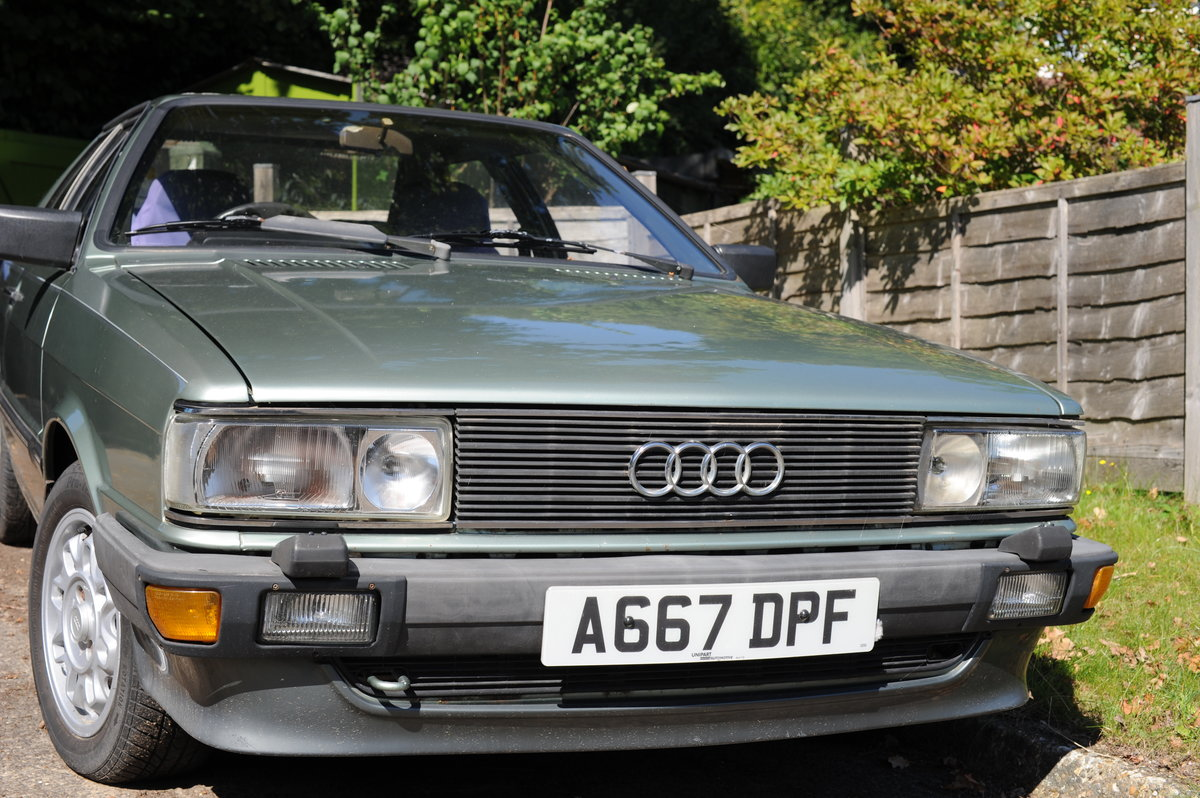 1983 Audi Coupe In need of a new home SOLD (picture 4 of 6)