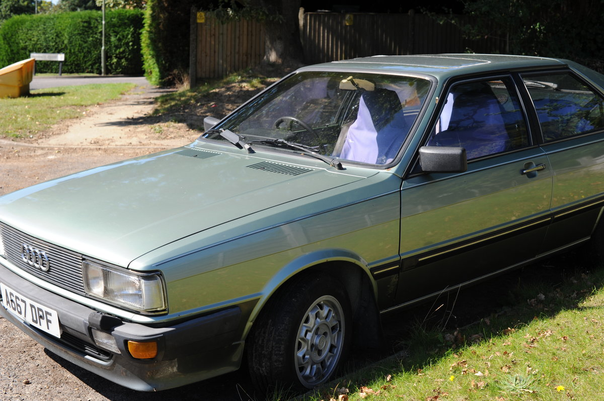 1983 Audi Coupe In need of a new home SOLD (picture 5 of 6)