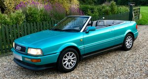 1994 Audi abriolet Low mileage genuine priced to sell