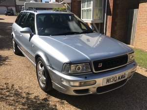 1995 Audi RS2 Avant, low miles, showroom condition