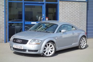 Picture of Audi TT 225 BHP quattro Coupe 2004/53 87000m FSH, Cam-belt  SOLD