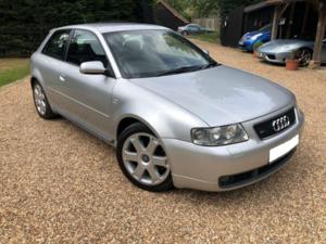 2002 Audi S3 Quattro
