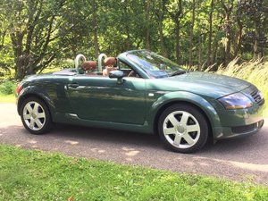 2000 Audi TT 225bhp 54000 miles basketball leather
