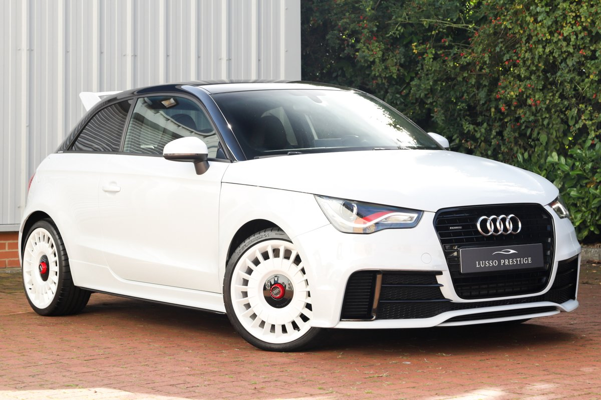 2013 Audi A1 quattro - 1 of 333 For Sale (picture 1 of 6)