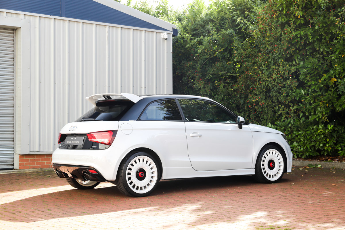 2013 Audi A1 quattro - 1 of 333 For Sale (picture 3 of 6)