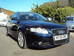 2006 Audi A4 Avant/Estate S LINE TURBO FSI 200 BHP – Nice Spec
