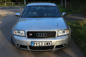 2003 Audi S6 Quattro (C5) 4.2 V8 For Sale