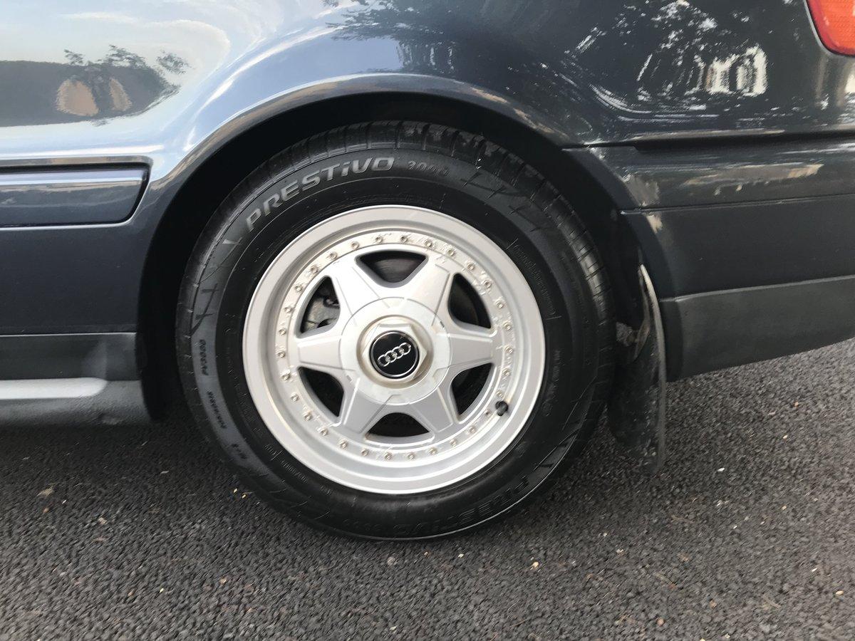 1989 Audi Quattro Coupe 2.2 SOLD (picture 4 of 5)
