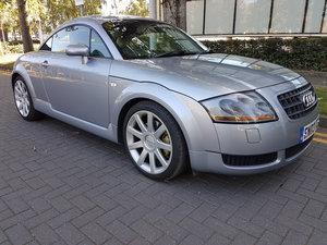 2003 Audi tt mk1 225 bhp.superb low mileage example. For Sale