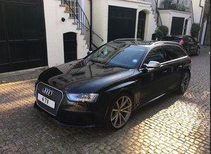2014 Audi RS4 (B8) 4.2 Quattro FSI V8