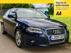 2009 Audi A3 1.9 TDI Sport - Low Tax For Sale