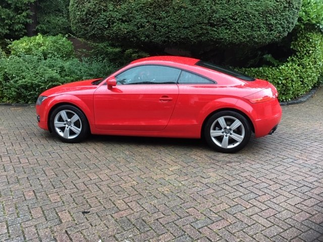 2008 Audi TT FSi Turbo Coupe For Sale (picture 4 of 6)