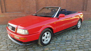 AUDI CABRIOLET 1995 CONVERTIBLE 2.6E * FRESH IMPORT * LOW MI