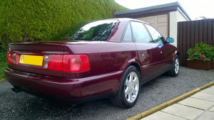 1997 Audi S6 C4 Saloon For Sale