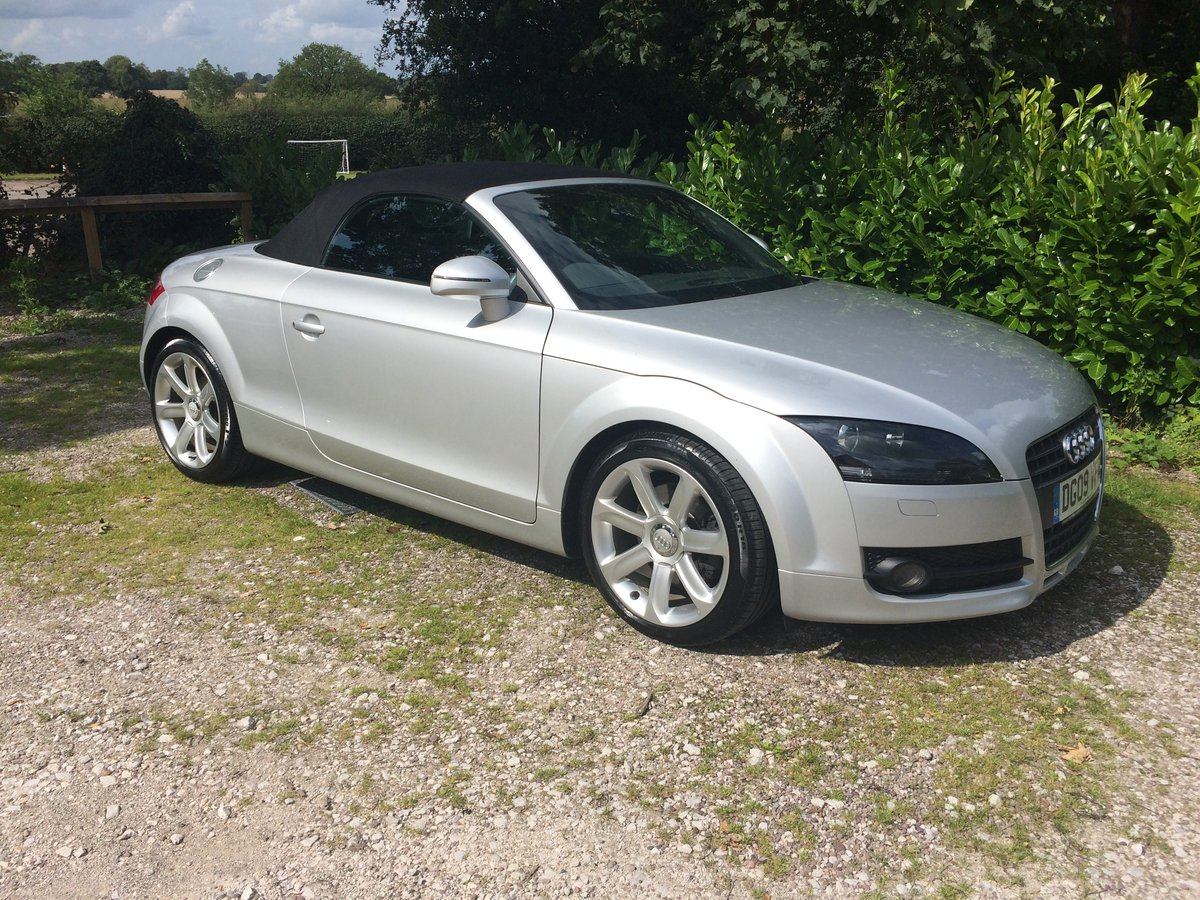2009 Audi tt 2.0 tfsi s-tronic SOLD (picture 1 of 6)