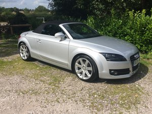 2009 Audi tt 2.0 tfsi s-tronic For Sale