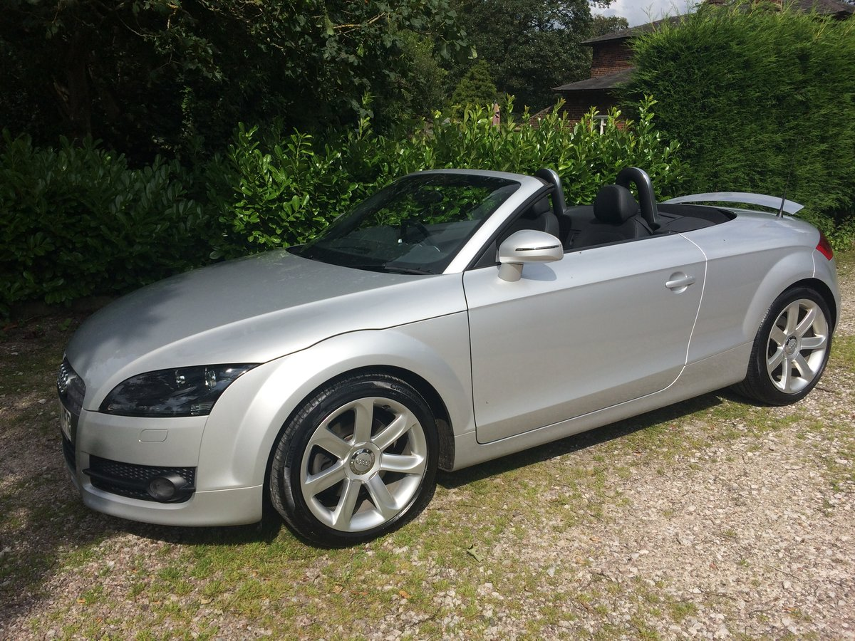 2009 Audi tt 2.0 tfsi s-tronic SOLD (picture 3 of 6)