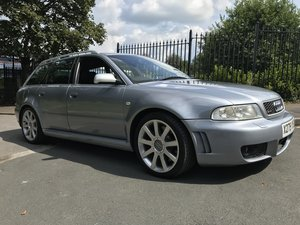 2001 Audi rs4 2.7 bi turbo b5 SOLD