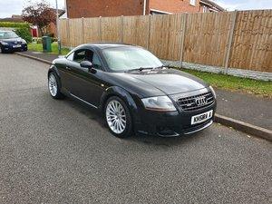 2005 Audi TT QS240 1/800 124k FSH, 1 previous owner. For Sale