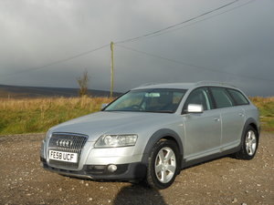 2008 Audi A6 Allroad 3.0 TDI Quattro V6 Auto Huge Spec SOLD