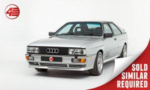 Picture of 1990 Audi Ur Quattro RR 20v /// UK RHD /// 81k Miles SOLD