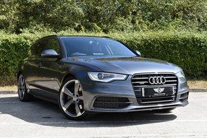 2014 Audi A6 3.0 TDi S Line Black Edition Quattro Avant (14) SOLD