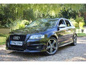 2012 Audi S3 2.0 TFSI Black Edition Sportback S Tronic quattro 5d For Sale