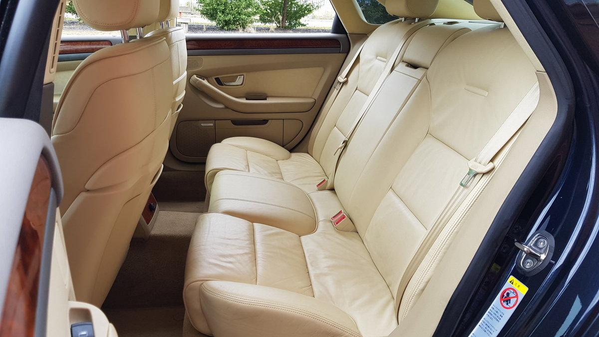 2004 AUDI A8 4.2 V8 QUATTRO 4 WHEEL DRIVE AUTOMATIC * FRESH IMPOR For Sale (picture 4 of 6)
