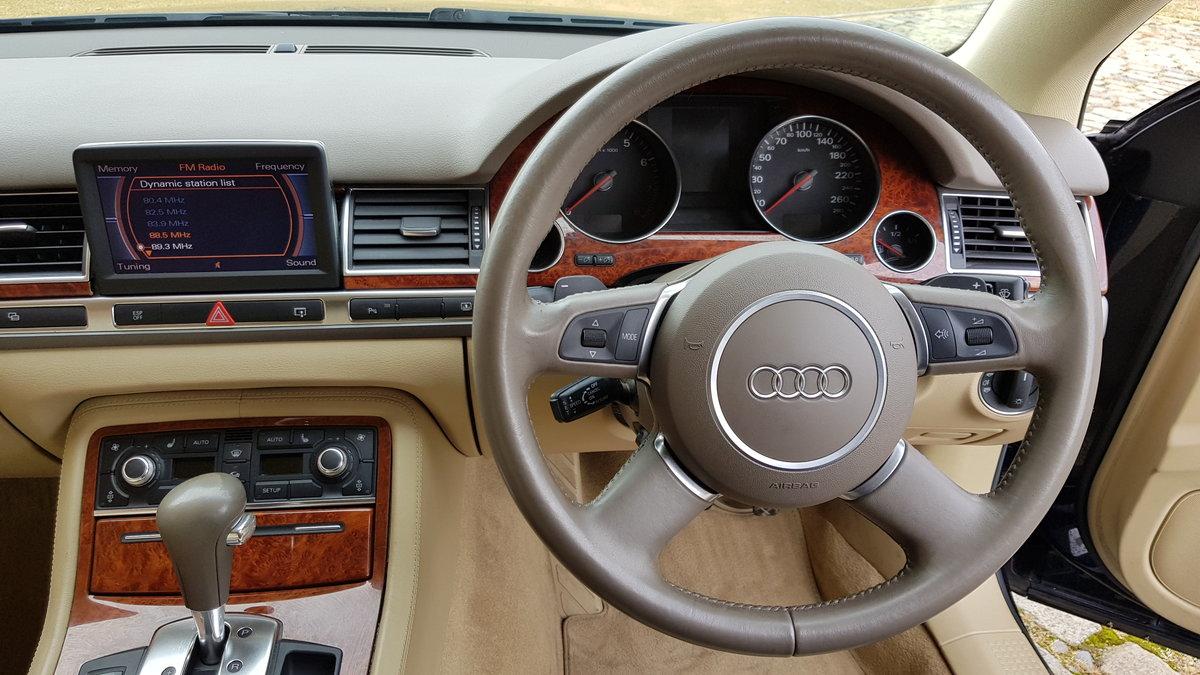 2004 AUDI A8 4.2 V8 QUATTRO 4 WHEEL DRIVE AUTOMATIC * FRESH IMPOR For Sale (picture 5 of 6)