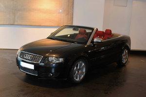 2004 Audi Quattro S4 Cabriolet (no reserve)