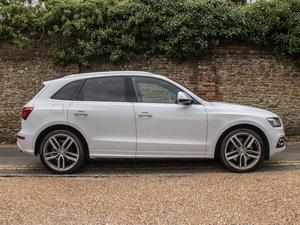 2015 Audi    SQ5 TDI QUATTRO