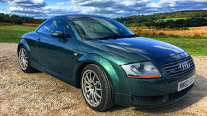Audi TT 1.8 T Quattro 2dr Coupe 2002 (low mileage) For Sale