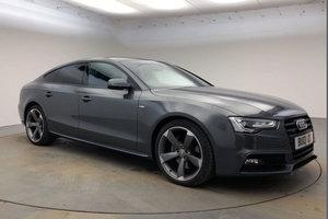 2013 Audi A5 2.0 TFSi Black Edition Sportback Quattro