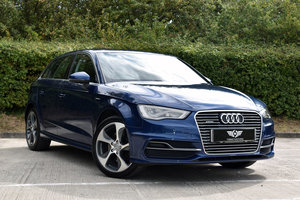 2015 Audi A3 1.4 TFSi E Tron Sportback For Sale