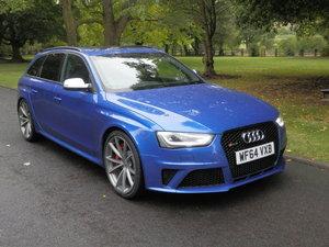 2014 Audi RS 4 Avant.. Very Hi Spec - Low Miles.. Superb Example.