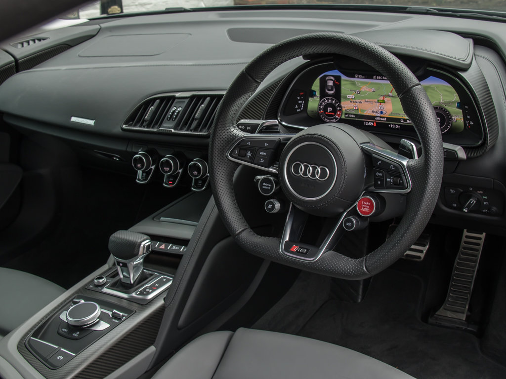 2017 Audi  R8  R8 V10 Plus  For Sale (picture 16 of 18)