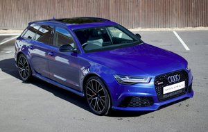 2017/17 Audi RS6 Performance