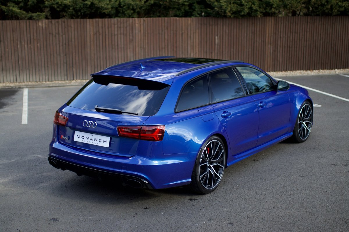 2017/17 Audi RS6 Performance For Sale (picture 3 of 6)