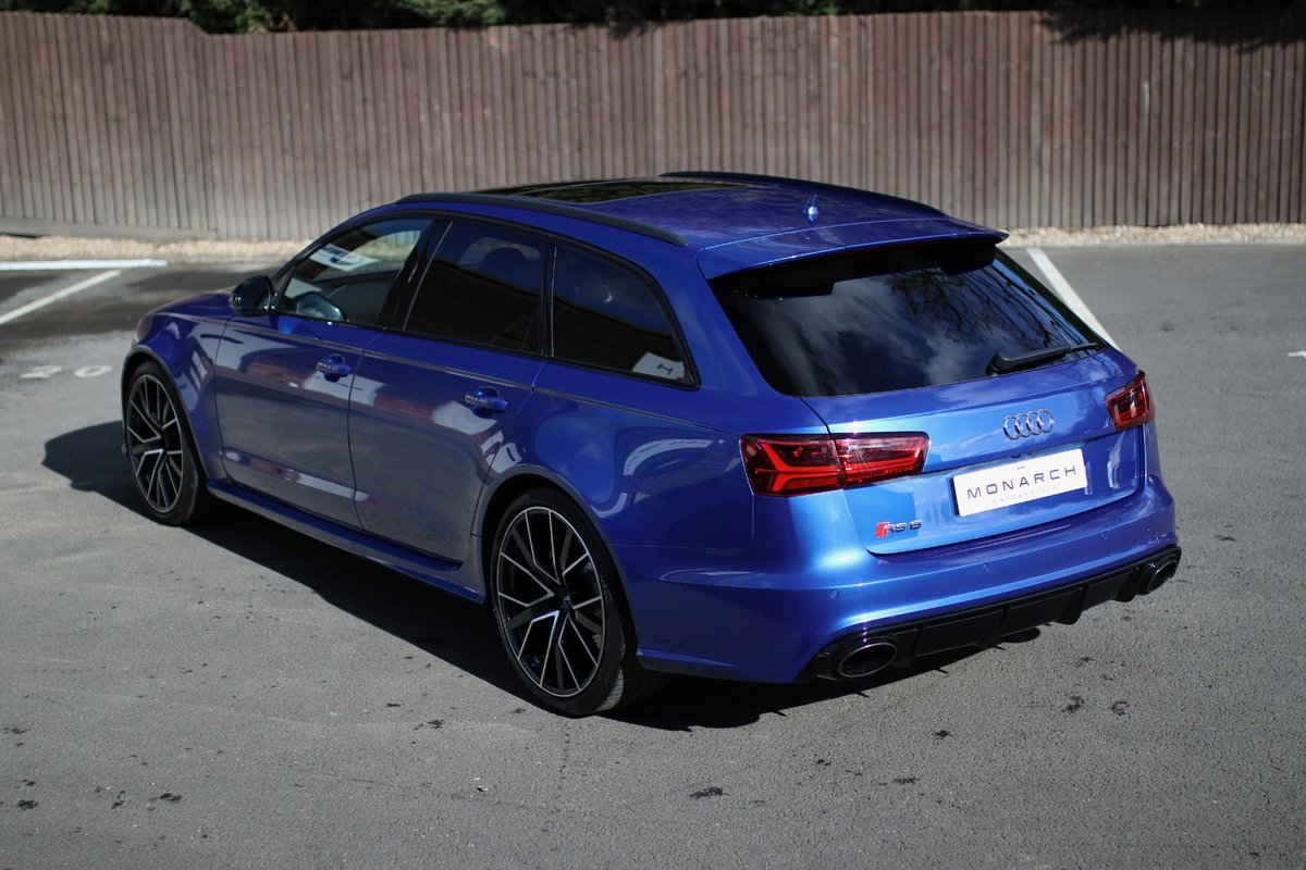 2017/17 Audi RS6 Performance For Sale (picture 4 of 6)
