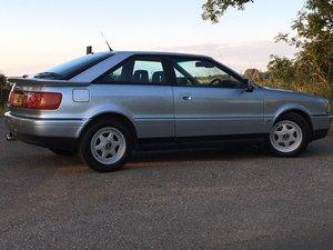 1991 Audi Coupe 20v
