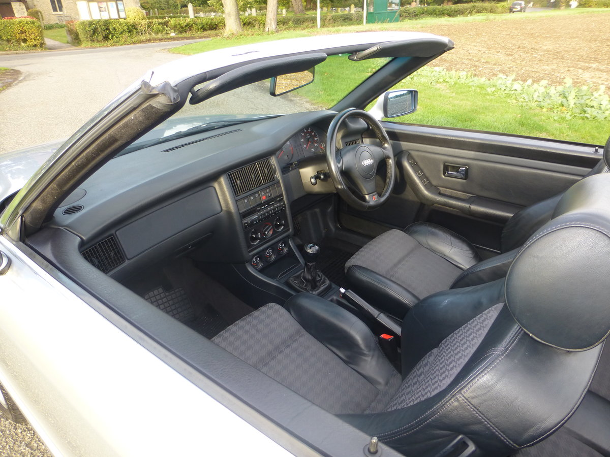1999 Audi Cabriolet  1.8 Final Edition Sport Pack For Sale (picture 3 of 6)