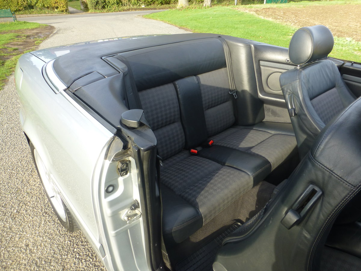 1999 Audi Cabriolet  1.8 Final Edition Sport Pack For Sale (picture 4 of 6)