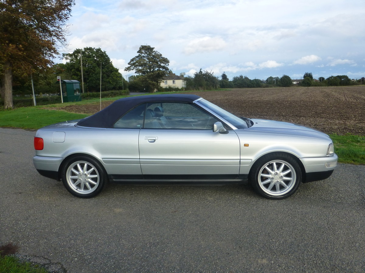1999 Audi Cabriolet  1.8 Final Edition Sport Pack For Sale (picture 5 of 6)