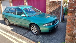 2001 Audi A4 Avant 2.5 TDI V6