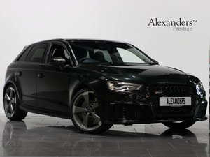 2016 16/16 AUDI RS3 SPORTBACK QUATTRO NAV For Sale
