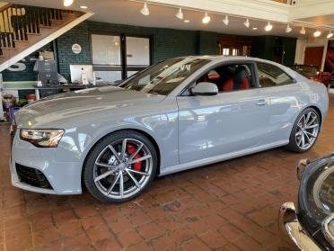 2015 Audi RS5 Sport Edition Rare 1 of 75 made Fast 450-HP