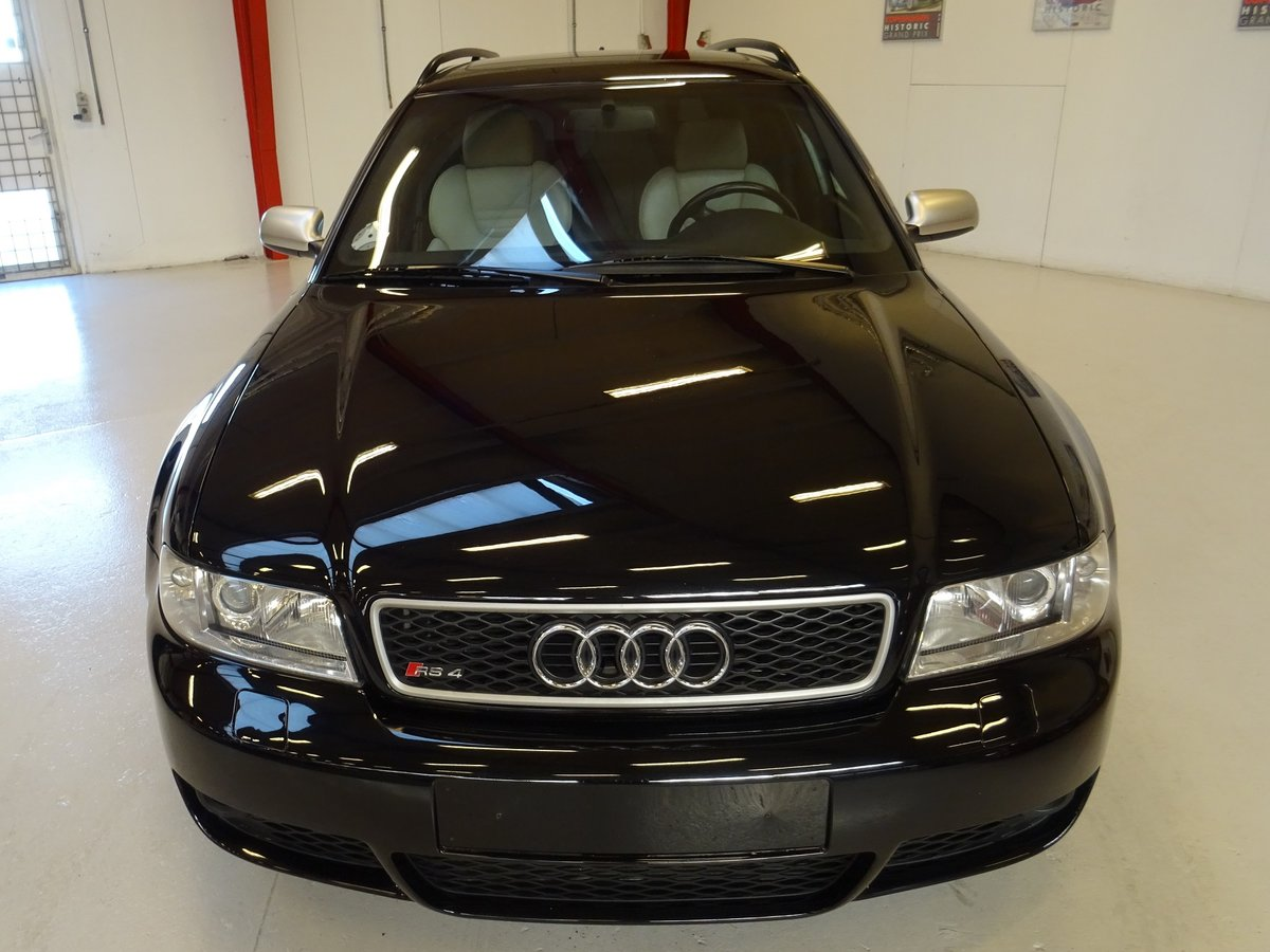 2000 Audi RS4 Avant Quattro (Typ 8D) For Sale (picture 2 of 6)